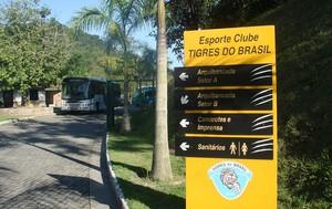 CT Tigres duque de caxias (Foto: Ivan Raupp / Globoesporte.com)