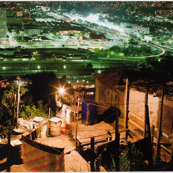 Da série Morro da Favela, 2009.  (Foto: Maurício Hora)