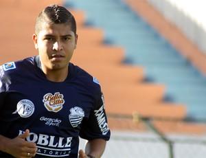Wagner da Silva chega para reforçar o sistema defensivo do Comercial (Foto: Cleber Akamine / globoesporte.com)