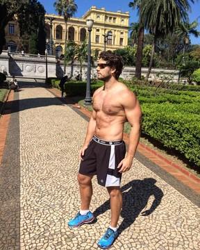 Elieser Ambrosio (Foto: Reprodução / Instagram)