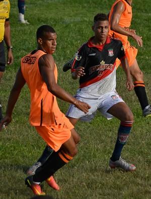 Serra goleou o time amador do Liverpool, por 5 a 1 (Foto: Adriano Barbosa/Sou Tricolor Serra)