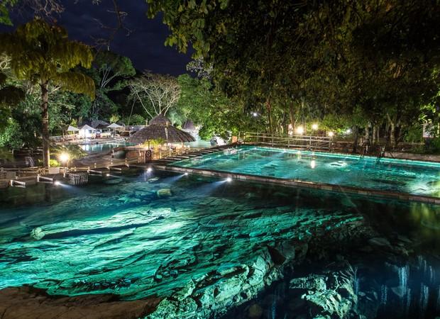 Rio Quentes Resorts (Foto: Divulgação)