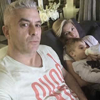Ana Hickmann com a família (Foto: Reprodução/Instagram)