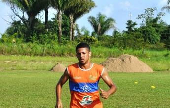 """Jeferson festeja vitória sobre Galvez e mira Vasco-AC: """"Vamos focados"""""""