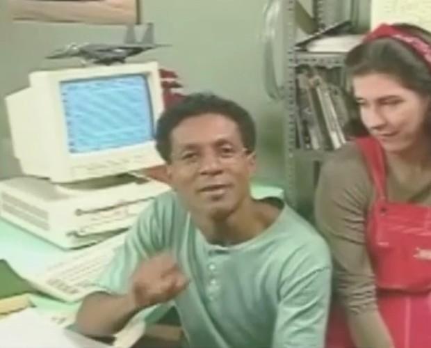 Luis Miranda e Graziella Moretto (Foto: Divulgação)