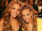 Após briga, Beyoncé posta fotos com a irmã Solange Knowles
