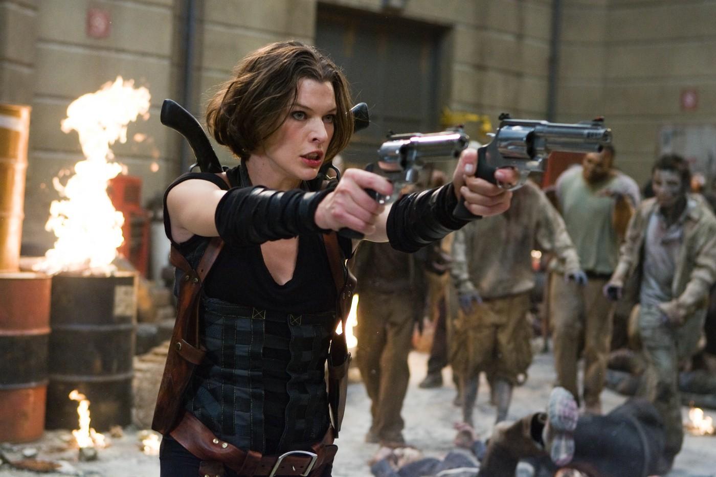Resident Evil 4: Recomeço (Foto: Divulgação)