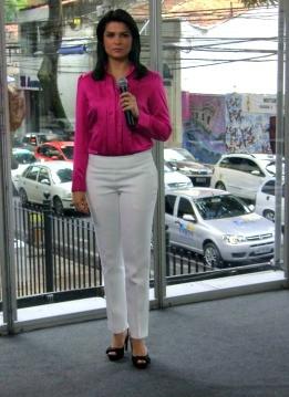 Priscilla Castro (Foto: Arquivo Pessoal)