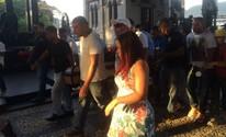 Enterrado jovem que foi morto em assalto (Alan Tiago Alves/G1 Bahia)