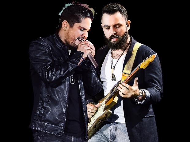 Jorge e Mateus se apresentam neste sábado (14) no Colosso Stage (Foto: Social Music/G1/Divulgação)