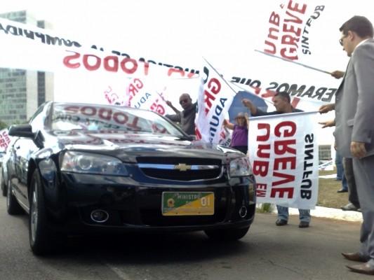 Aluguel de carros para ministros do STF deverá custar até R$ 95 mil (Foto:  João Campos/UnB Agência)