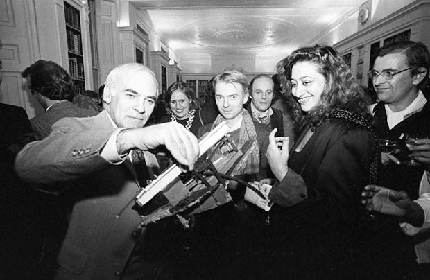 Zaha Hadid ganha exposição em Londres (Foto: Divulgação)
