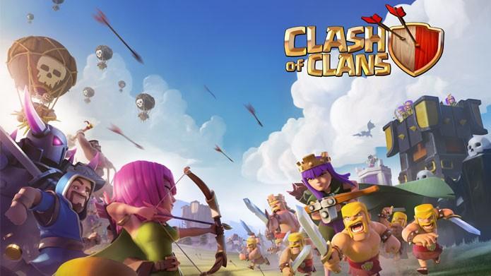 Como fazer um bom layout em Clash of Clans (Foto: Reprodução/Tais Carvalho)