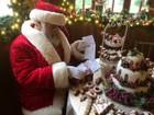 Papai Noel tem amigos que ajudaram a atender aos pedidos da criançada