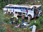 Após acidente com ônibus, 23 seguem em hospitais no Oeste de SC