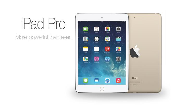 iPad Pro deve ter muitas novidades, segundo site (Foto: Reprodução/TrendBlog)