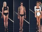 Ausländer propõe um verão elegante em preto e branco ao encerrar o Fashion Rio