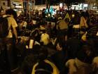Manifestantes voltam às ruas neste sábado em Criciúma, no Sul de SC