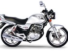 Suzuki faz recall da GSR 150i por falha na transmissão