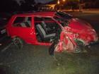 Homem morre após carro sair de pista e capotar em Petrolândia