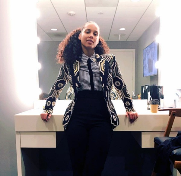 Alicia Keys (Foto: Instagram)