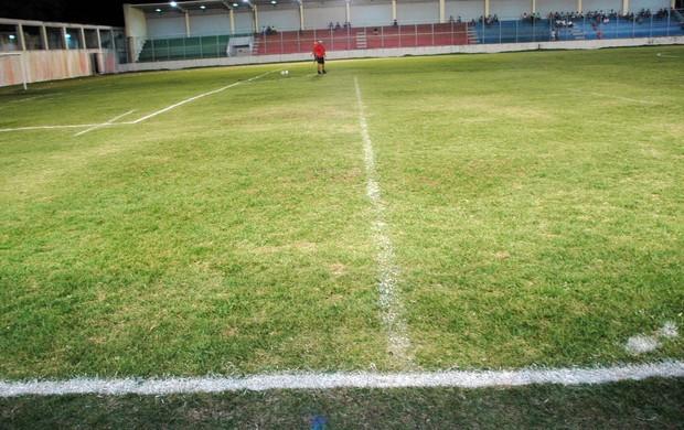 Estádio da Graça, Santa Cruz-PB, Esporte de Patos, 2ª divisão, Campeonato Paraibano, Paraíba (Foto: Richardson Gray / Globoesporte.com/pb)