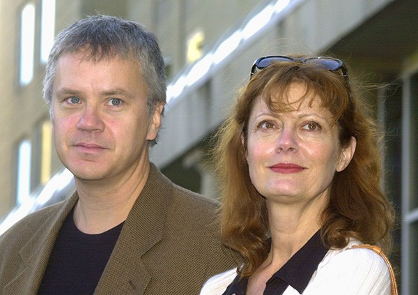 O ator Tim Robbins e a atriz Susan Sarandon (Foto: Getty Images)