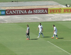Botafogo x Paysandu (Foto: Marcelo Baltar)