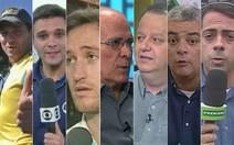 Muitos jornalistas morreram no acidente