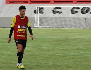 cicinho sport (Foto: Elton de Castro / GloboEsporte.com)