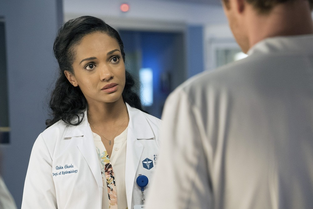 """""""Brother's Keeper"""" (4Ep2T) (Foto: Chicago Med - Universal Channel)"""