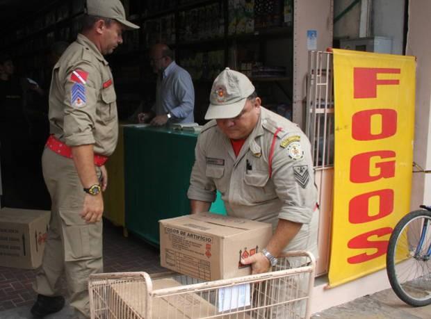 Corpo de Bombeiros (Foto: Ary Souza/ O Liberal)