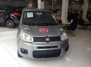 Novo Fiat Uno (Foto: Autoesporte)