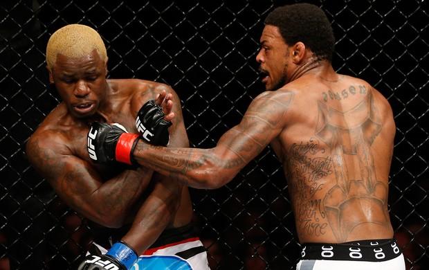 Michael Johnson x Melvin Guillard MMA UFC (Foto: Getty Images)