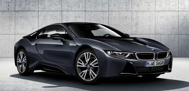 BMW i8 Protonic Dark Silver (Foto: Divulgação)