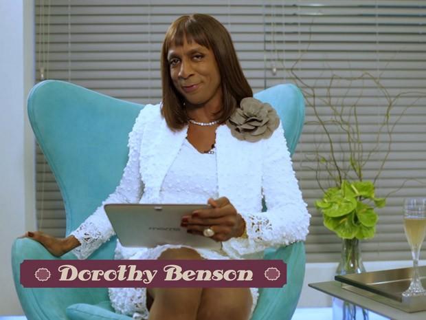 Dorothy Para Maiores (Foto: Parker TV)