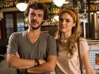 Isabelle Drummond e Jayme Matarazzo repetem dupla e vivem amor proibido na TV