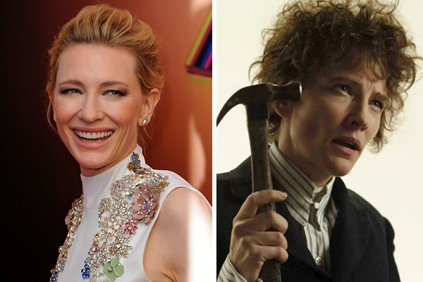 Cate Blanchett (Foto: Getty Images / Reprodução)