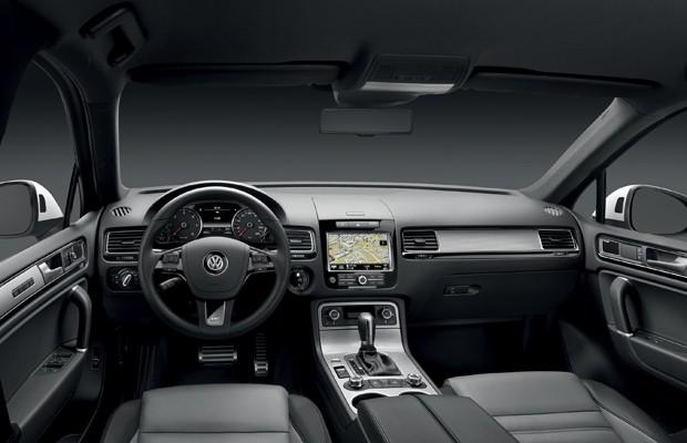 Volkswagen Touareg R-Line (Foto: Divulgação)
