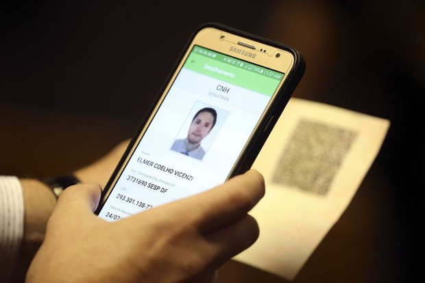 CNH terá QR Code impresso para evitar fraudes (Foto: Divulgação)