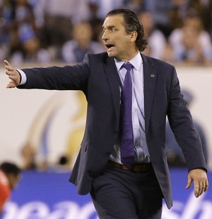 Pizzi Chile x Argentina (Foto: AP)