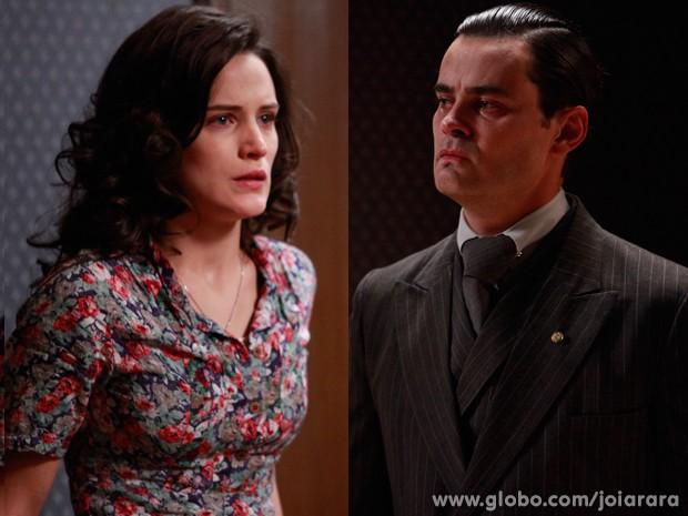 O que será que Manfred pretende fazer com Amélia (Foto: Ellen Soares/TV Globo)