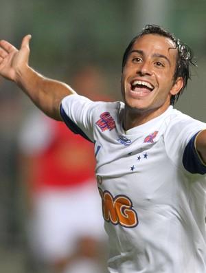 Martinuccio, atacante do Cruzeiro (Foto: Washington Alves/ Vipcomm)