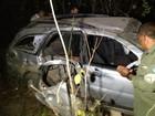 Capotagem na PI-130 deixa uma pessoa morta e duas feridas no Piauí