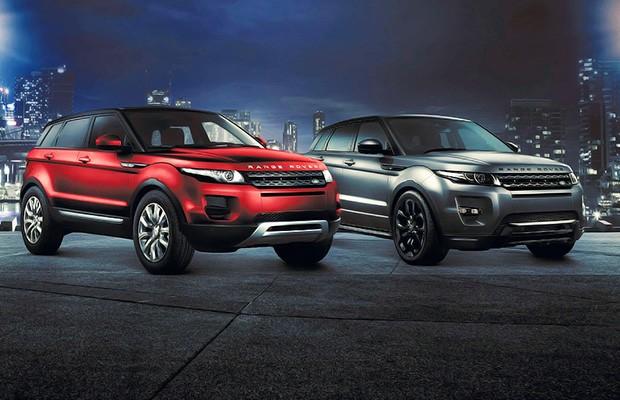 3d01d1e74c3cb Range Rover Evoque tem nova versão de entrada com preço de R  169 ...