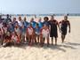 Com Bota e Fla, São Pedro recebe torneio de futebol feminino de areia