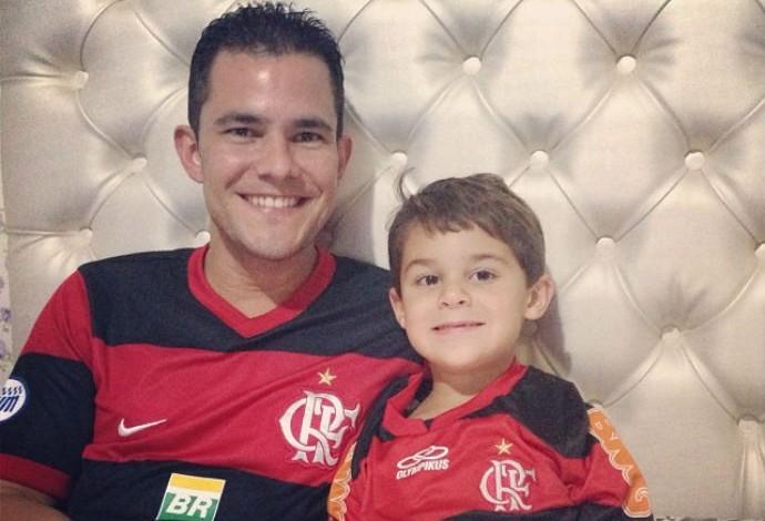 Vinicius futsal flamengo (Foto: Reprodução Instagram)