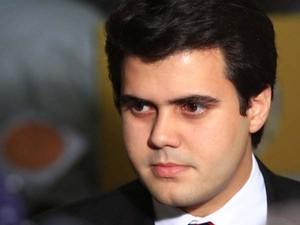 Deputado Wilson Filho é candidato à reeleição (Foto: Kleide Teixeira/Jornal da Paraíba)
