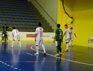 Futsal Ponta Grossa Paranaense (Foto: Bruno Bet/Keima Futsal)