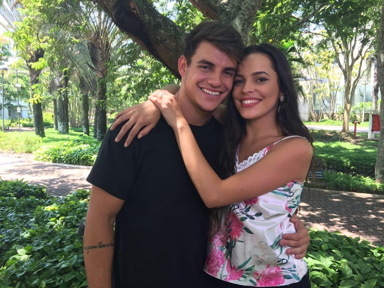 Antnio e Mayla participam do BBB - A Eliminao nesta quarta-feira, s 22h30 (Foto: Multishow)